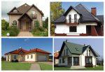 Цвета дома фасад – Как выбрать цвет отделки фасада? Сочетания цветов. Практические советы