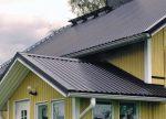 Крыша профнастил фото – 125 фото и рекомендации по выбору кровельного покрытия