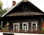 Фото деревянных домов старых – Старые деревенские дома (40 фото)