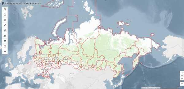 Публичная кадастровая карта боровского района калужской области